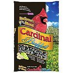 Provide your backyard cardinals with this delicious blend of seeds, peanuts and raisins. Helps to attract cardinals to your yard. Premium quality seed mixed with raisins. Nutritious and preservative-free mix.