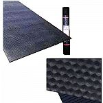 Can be used as flooring in kennels or cages, grooming pets, hutches, stock pens, coops, vet offices, agility and obedience training and boarding and more. Made of #1 grade virgin rubber. Traxion grip pattern reduces slip and slide.