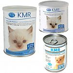 Milk supplement for orphaned or rejected kittens or kittens who are nursing but require supplemental feedings. Closely matches mother's milk