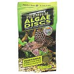 Wardley® Premium Algae Discs™ are an all vegetable food for bottom feeders and algae eaters. 3 oz