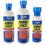 Ammo-Lock works instantly in fresh or salt water, to detoxify ammonia, remove chlorine and break the chlorine bond. Eliminates stress and protects healthy gill function.