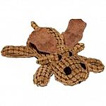 A deliciously fun dog toy that can flop and flap whereever your dog wants to carry him. Waffle wags are textured for extra interest. 14 inch Moose.