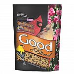 10 percent sunflower seeds, natural / preservative free bird food. F M Browns good blend - 7 lbs.