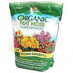 Contains a rich blend of only the finest natural ingredients, no synthetic plant foods or chemicals. All natural sphagnum peat moss. Improves aeration and moisture retention.