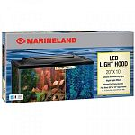 These LED Lights are only for Fish Only marine tanks or Freshwater low light planted tanks (crypts, anubis, java fern etc). It could also be an excellent light for a refugium system, but is not intended as a reef lighting system.