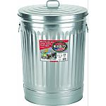 Made of durable, pre-galvanized steel Its leak proof design is ideal for farm or yard chores, pet grooming, party tub/ice bucket or a classic planter Rodent proof and will not absorb odors Wire-reinforced rim and swedged sides for long-term durability and