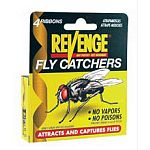 The Revenge Fly Catcher is a major improvement in new manufacturing techniques and superior insect catch rates. For use in homes, farms, stables, restaurants and more.