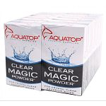 Will purify your aquarium water right before your eyes Forces organics in the aquarium to clump into larger molecules for easier pick-up by your aquarium filter Helps keep the glass or acrylic walls of your aquarium algae free in between cleanings Safe fo