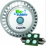 Used for illuminating bio bubble and wonder bubble environments Designed for use with bio bubble premium/plus, terra, or wonder bubble Interchanges with all colored caps for the bio bubble and wonder bubble Changeable led lamp