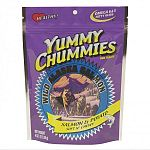 Yummy Chummies Salmon Dog Treat - Potato Soft N' Chewy - Dogs go absolutely crazy for these salmon treats and your dog will too! We guarantee that your pet will love Yummy Chummies. Manufactured in Alaska, using Alaskan Salmon.