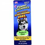 Use reduced odor oil to enhance palatabilty of dog food Helps promote healthy skin, coat and heart Aids in joint maintenance and mobility For dogs of all ages and breeds Salmon oil gives dogs extra omega 3 and 6 fatty acids and great flavor Made in the us