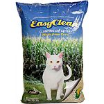 Scoopable cat litter made from ground corn cobs All-natural corn scent helps control odors Biodegradable