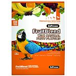 Provides healthy and balanced nutrition for macaws, cockatoos, amazons and other large parrots Contains fresh ground fruit and 21 vitamins and minerals in every bite Naturally preserved Made in the usa