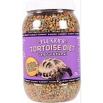 Perfectly balanced diet for all tortoises and box turtles. Small pellet for juvenile turtles.
