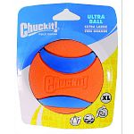 The ultimate fetch ball for your best pal. This ball measure 3.5 inch and make a great fetch toy for large breed dogs.