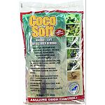 Helps increase and maintain humidity Aids in burrowing behavior Absorbs waste and helps control odor Great for arachnids, lizards, frogs, turtles, tortoises, salamanders, snakes, chameleons, and other amphibians