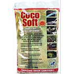 Helps increase and maintain humidity Aids in burrowing behavior Absorbs waste and helps control odor Great for crested geckos, corn snakes, ball pythons, tree frogs, box turtles, and other amphibians
