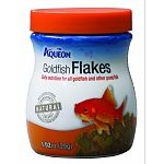 Whether feeding common goldfish, fancy orandas or koi, this food provides a daily diet to meet their nutritional needs. Available in flakes or granules to accommodate the various goldfish feeding habits through the water column.