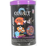 Powerful blend for all marine fish Highly palatable formula helps finicky marine fish to eat prepared foods. Packed with squid, salmon and krill proteins, and spirulina for consistent growth and superior color for marine fish Triple concentration of vitam