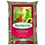 Great for attracting cardinals and other songbirds year round Rich in cardinal favorites like black oil sunflower and safflower Appeals to backyard enthusiasts - cardinals are the #1 consumer-desired and recognized bird