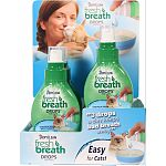 Helps turn bad breath into fresh breath while providing essential daily oral care 12 hour fresh breath water enhancer for cats Provides over 32 servings Easy to use Made in the usa