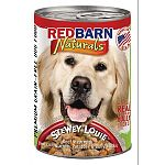 Beef stew with broccoli, carrots, potatoes and bully sticks. Fresh, real beef is the first ingredient. Grain-free. Made with real redbarn bully sticks. No artificial flavors, colors or preservatives. Simply natural, with added vitamins and minerals.