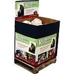40-7 lb rocks per quarter crate 65 essential trace minerals 100% natural Trigger for hydration Preferred by horses