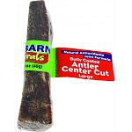 Naturally shed deer and elk antlers Coated in bully stick coating Ideal for heavy chewers