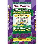 Organic and 100 percent natural. With aloe vera and yucca extract. Ideal for sprouting seeds and transplanting cuttings.