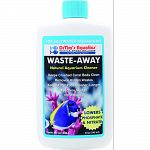 Natural aquarium cleaner, treats 240 gallons Dissolves sludge and dirt Unclogs gravel/coral beds and removes hidden wastes Contains no phosphates 100% natural Made in the usa