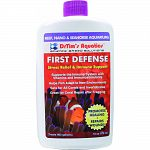 Stress relief and immune support solution that treats 960 gallons For reef, nano, and seahorse aquariums Supports the immune system with vitamins and immunostimulants Helps fish adapt to new environments, promotes healing, and repairs wounds Safe for all