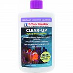 Natural water clarifier that treats 480 gallons For reef, nano, and seahorse aquariums Clears up cloudy water quickly and naturally 100% natural, contains no harmful chemicals Safe for sensitive fish and corals Made in the usa