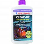 Natural water clarifier that treats 960 gallons For reef, nano, and seahorse aquariums Clears up cloudy water quickly and naturally 100% natural, contains no harmful chemicals Safe for sensitive fish and corals Made in the usa