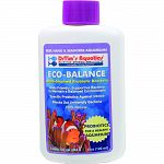 Multi-strained probiotic bacteria solution that treats 120 gallons For reef, nano, and seahorse aquariums Adds friendly, supportive bacteria to maintain a balanced environment Blocks out unfriedly bacteria 100% natural Made in the usa