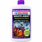 Natural aquarium cleaner that treats 480 gallons For reef, nano, and seahorse aquariums Removes gunky, hidden wastes and helps skimmers work better Dissolves sludge increasing orp 100% natural and safe for all reef tanks Made in the usa
