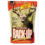 A blend of Calcium, Phosphorous, Magnesium, Sodium & other minerals blended in with the beneficial attractants of Deer Cane to supply deer with nutrients... in a form they love to eat.