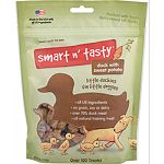 Healthy, delicious anytime snacks for your pet! Little duckies for little doggies - over 70% duck meat Convenient training treat Great for dogs with food allergies - ideal for sensitive stomachs All natural - no artificial colors, flavors or preservatives