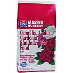 Master nursery label Great for holly! Higher phosphorous for flower bud formation Higher iron for enhanced availability