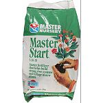 Master nursery label High phosphorous formula for root development and may help improve blossom development as well Meant as tie in with root master for best performance Fortified with trace minerals