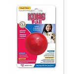 Kong ball that is known as the world's best dog ball.  Red and bouncy and full of surprises - your dog will love a game of kong ball.