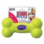 Non-abrasive tennis ball can be used as a chew toy or a fetch toy.