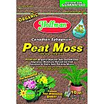 Premium grade of coarse canadian sphagnum peat moss When mixed with soil, increases the soil s capacity to hold water and nutrients Can be blended with perlite and vermiculite when custom soilless potting mix is desired Made in the usa