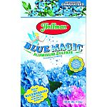 Acidifying soil conditioner Maintains blue color in hydrangeas Made in the usa