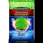 Contains industry leading drought tolerant seed varieties. Pure uncoated seed the provides 2x s the seed vs. Scotts. Contains 2 exclusive seed enhancement technologies - myco advantage and penkote protects. Good disease and insect resistance. Provides the