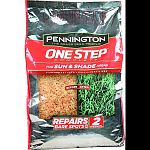 Combination of mulch, seed and fertilizer. Smart seed for water efficiency. Improved wood mulch to manage moisture and keep seed in place. Stabilized release fertilizer. Contains penningtons exclusive penkote techonoldy to endure better plant growth. Made