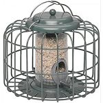 Attracts a wide variety of birds all year round Use seed Squirrel & predator proof Provides a safe feeding haven