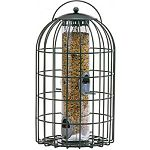 Attracts a wide variety of birds all year round Squirrel & predator proof Provides a safe feeding haven