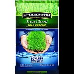 Contains improved heat-, drought- and disease resistant varieties. Lower-growing blend requiring less moving than common fescues. Adapts to a wide rane of soils, including poorly drained areas. Contains penningtons exclusive penkote technology to endure