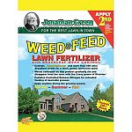 Controls dandelions and other broadleaf weeds on lawns while feeding your lawn with slow, controlled release fertilizer. Three way action provides ideal weed control. Feeds desirable grasses longer while weeds gradually disappear from the lawn.