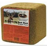 Contains high levels of chelated antler building minerals. Contains a special concentrated yeast culture that allows deer to digest food easier and put more nutrients into antlers. Perfect block for deer and elk ranchers, landownders and backyard feeders.